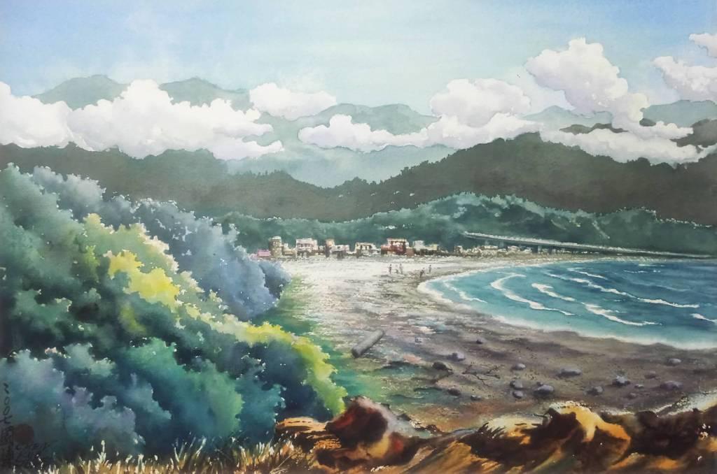 陳國棟-雲遊東海岸