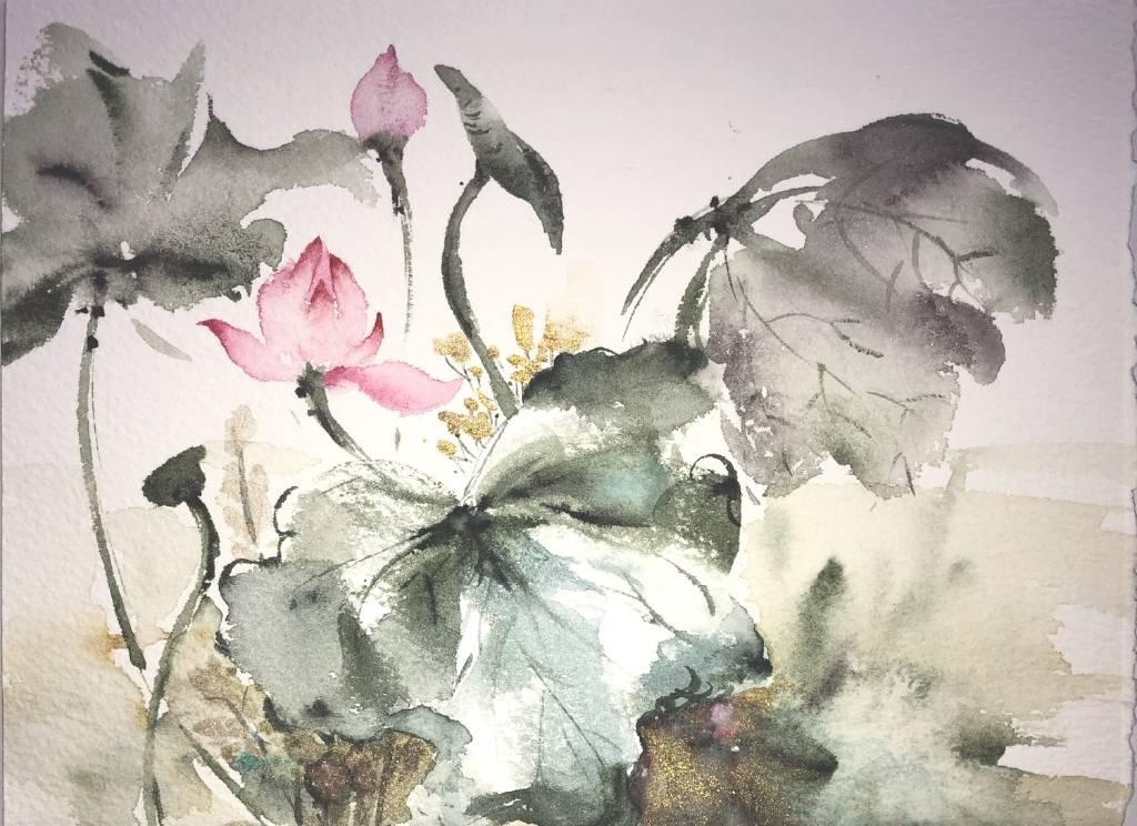 寧芙-荷花池畔 - 1 / Lotus Pond