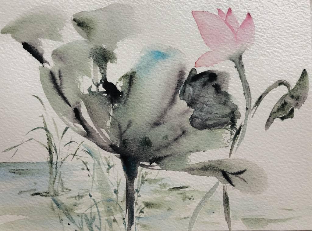 寧芙-荷花池畔 - 2 / Lotus Pond