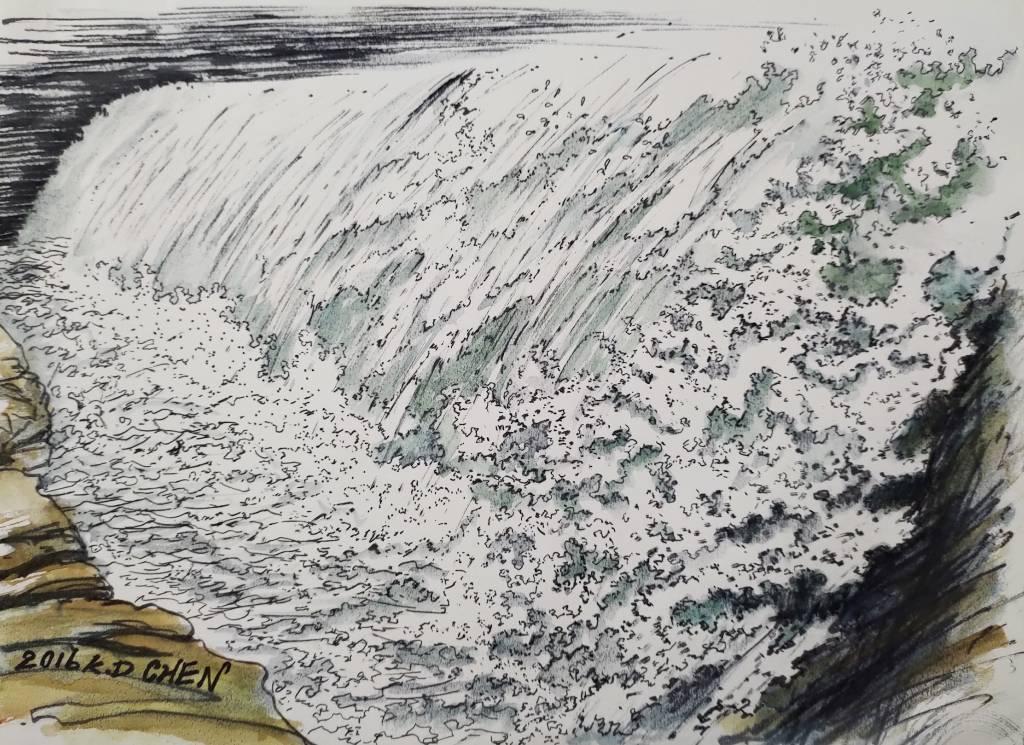 陳國棟-大雨過後