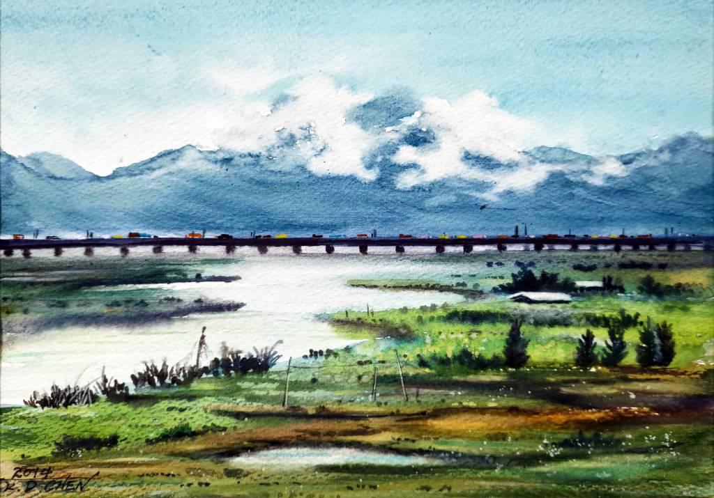 陳國棟-蘭陽大橋