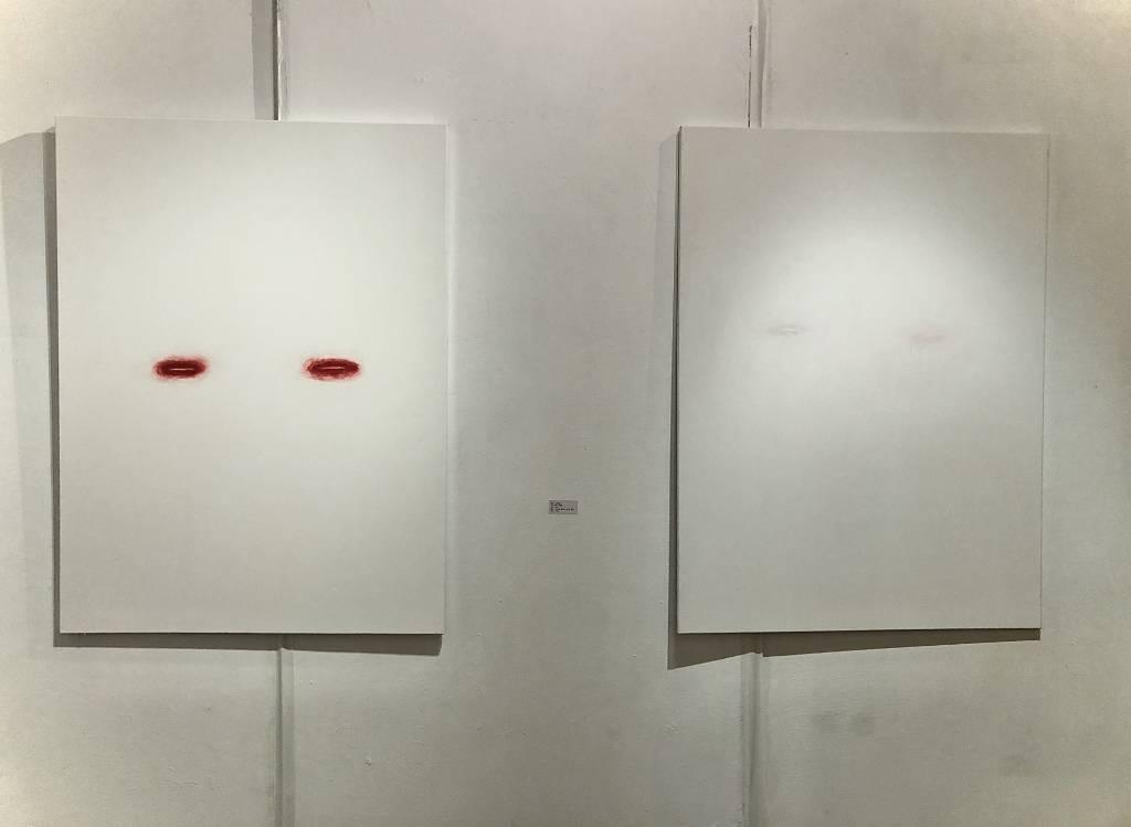 王明月-無題-車尾燈