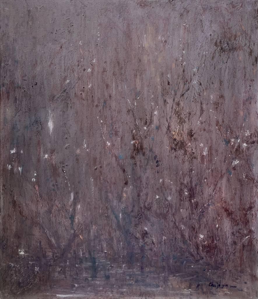 朱若茵-白梅雨中White plum in the rain