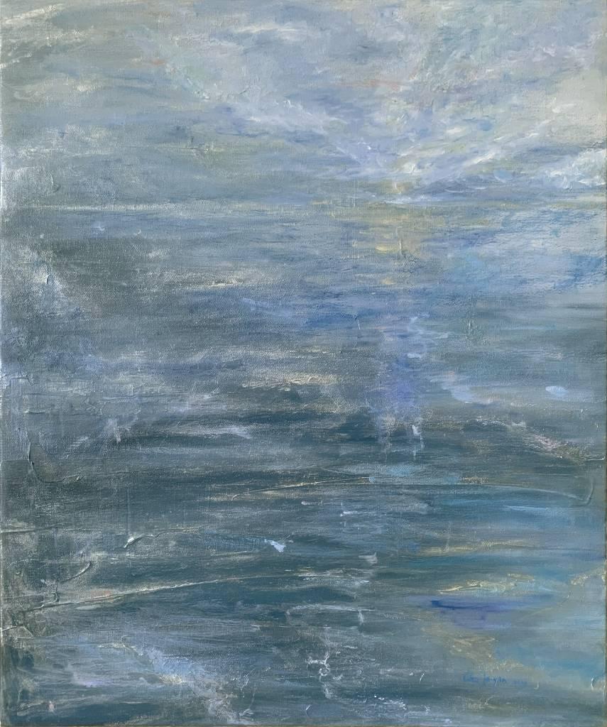 朱若茵-銀色月光海sliver moonlight ocean