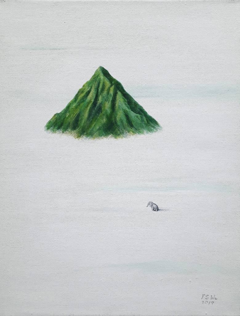 P.S Wu-天堂 Heaven--大象