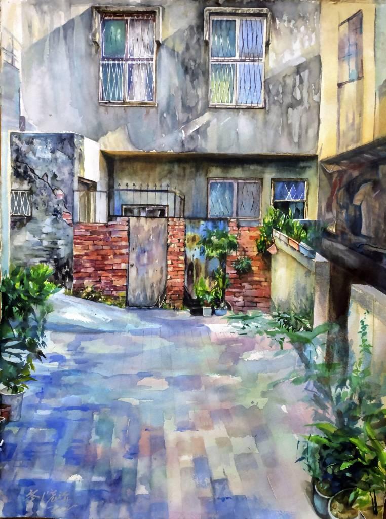 Bertram_Liu-Alleys in Tainan