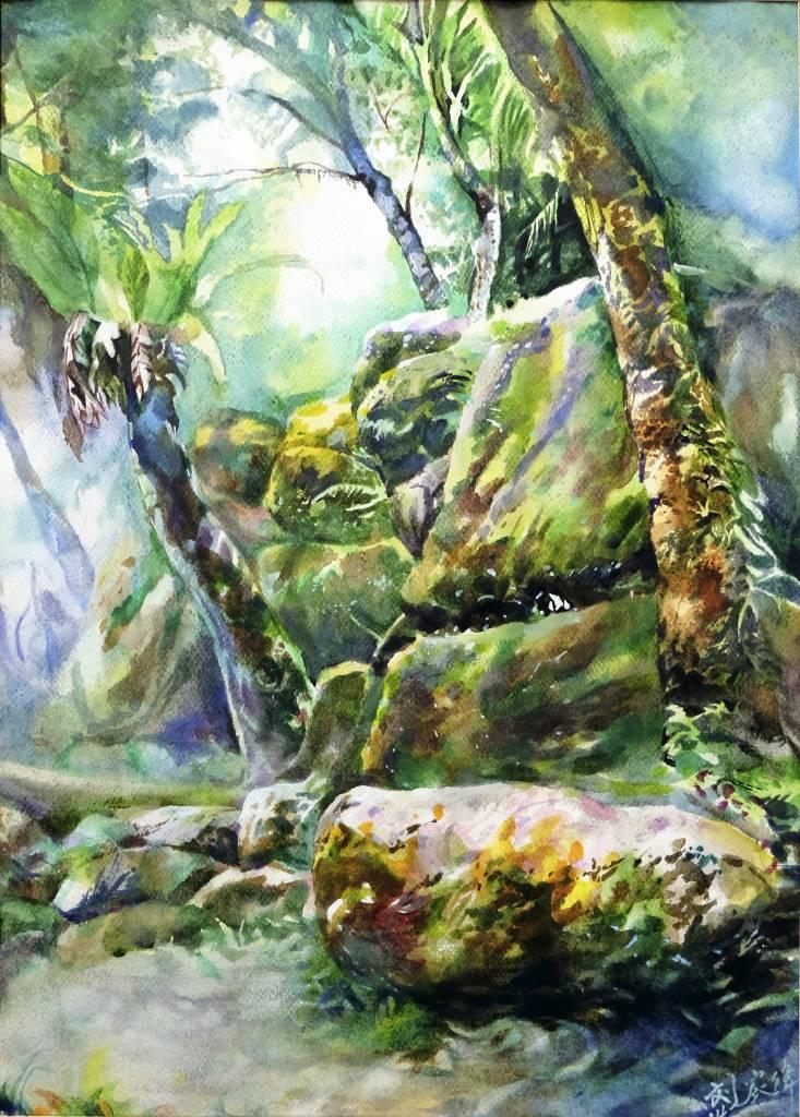 Bertram_Liu-Morning in the Forest