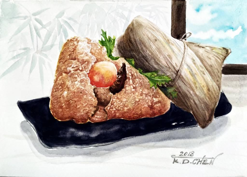 陳國棟-端午粽葉香