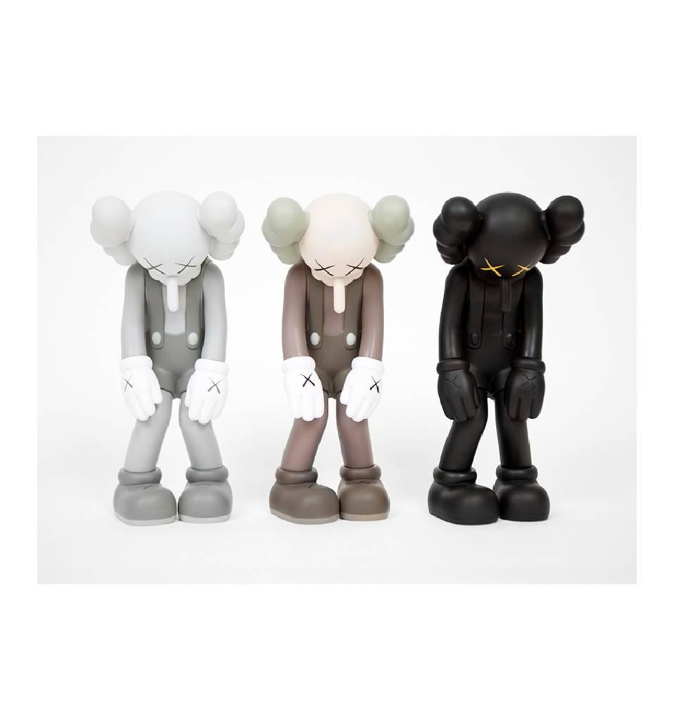 多納藝術-KAWS - SMALL LIE - 三件一組