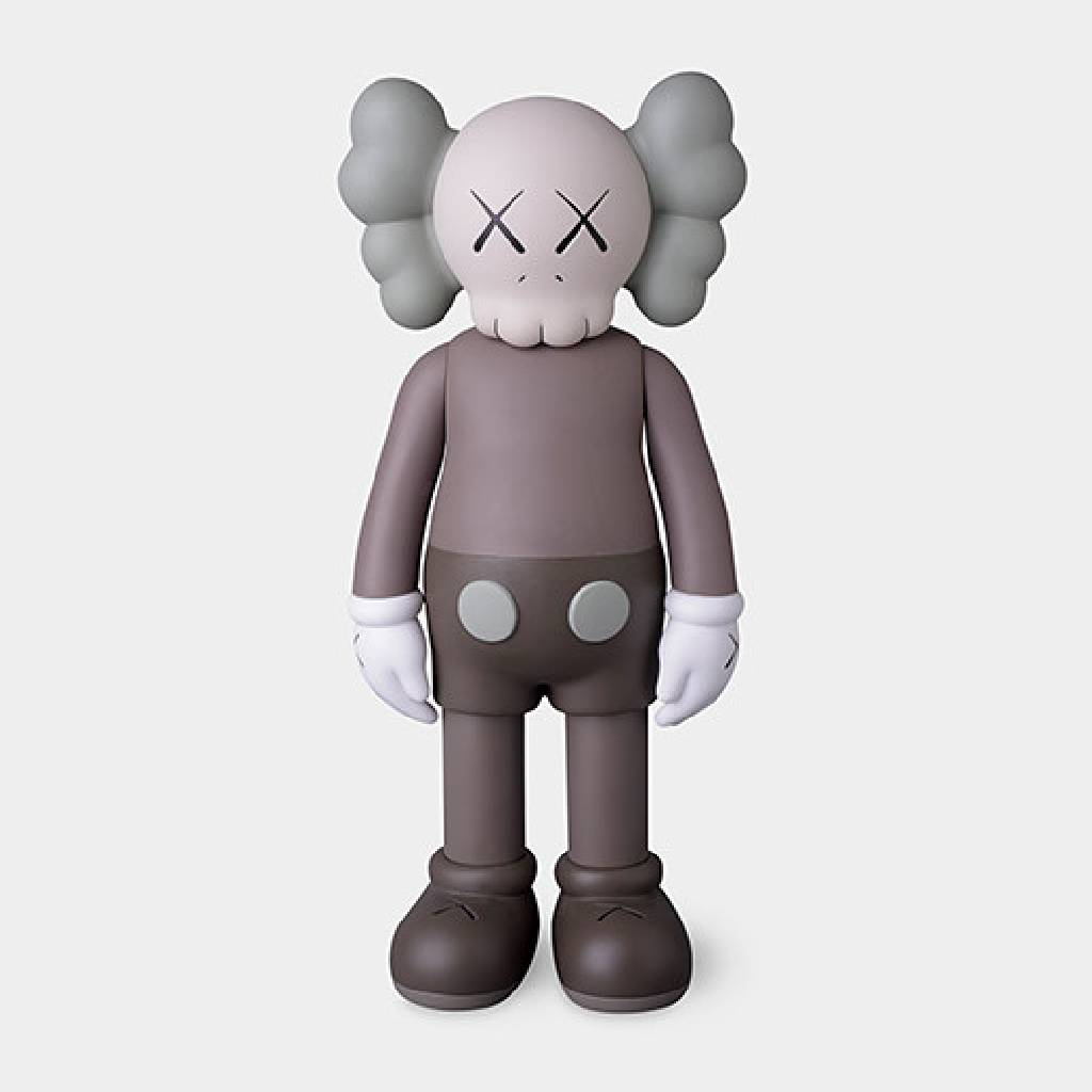 多納藝術-KAWS - Full Body COMPANION Figure (棕)
