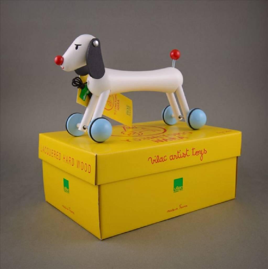 多納藝術-奈良美智 小白犬