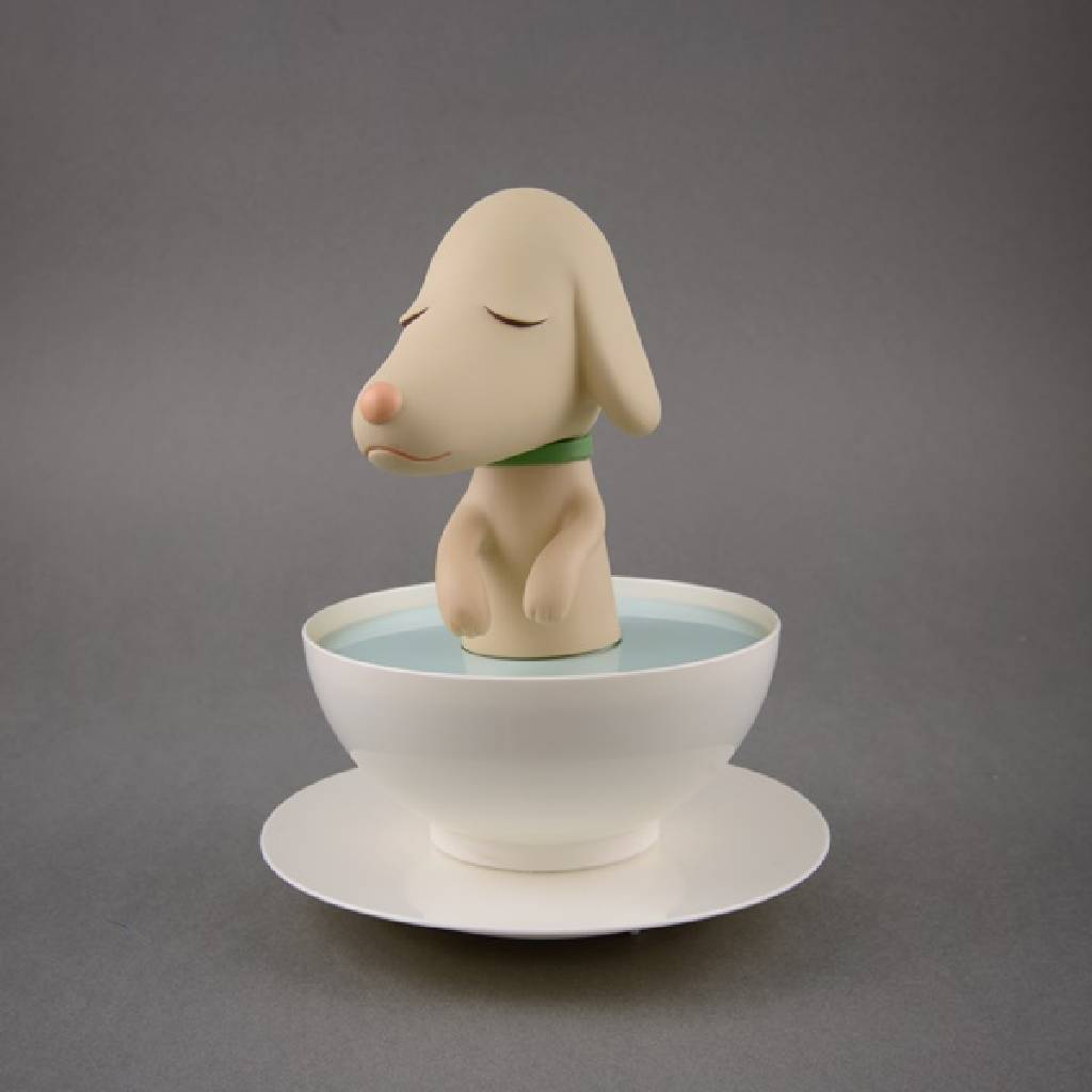 多納藝術-奈良美智 杯子狗狗