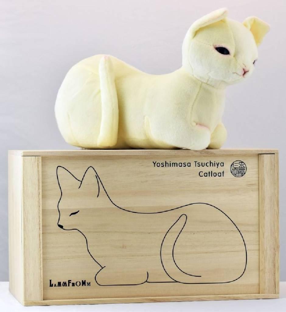 多納藝術-土屋仁應 香箱猫