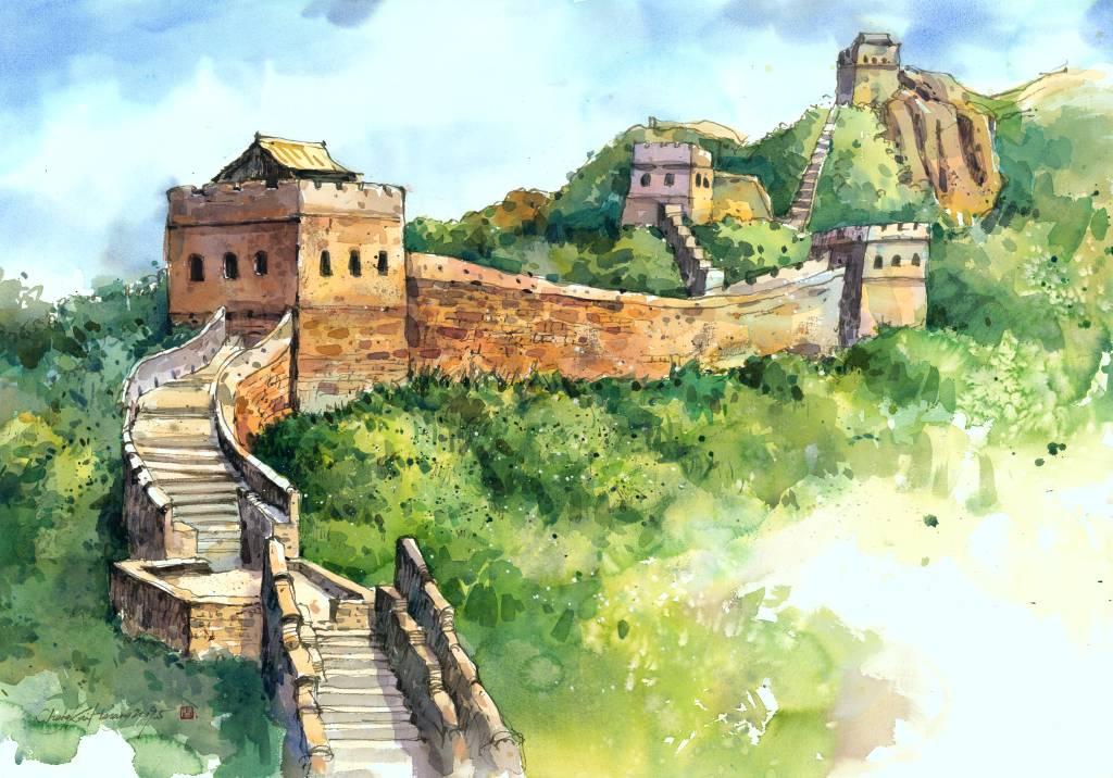 鄭開翔-城市印象-中國