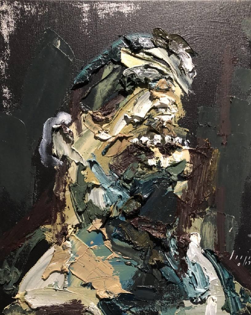 多納藝術-米格爾‧保羅‧伯哈 微笑