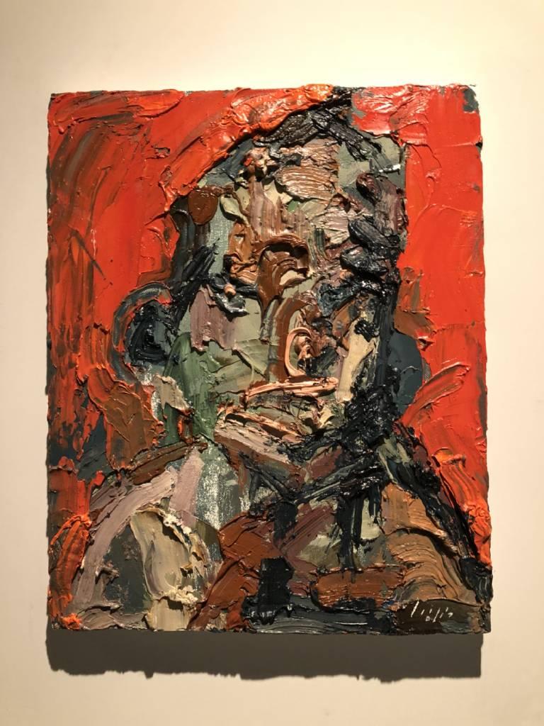多納藝術-米格爾‧保羅‧伯哈 紅區