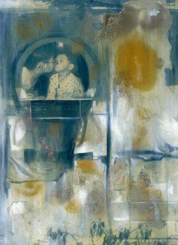 109年「璞玉發光-全國藝術行銷活動」得獎者作品聯展-關於家的記憶藍圖-吻