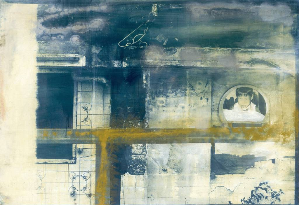 109年「璞玉發光-全國藝術行銷活動」得獎者作品聯展-關於家的記憶藍圖-碩碩起床了