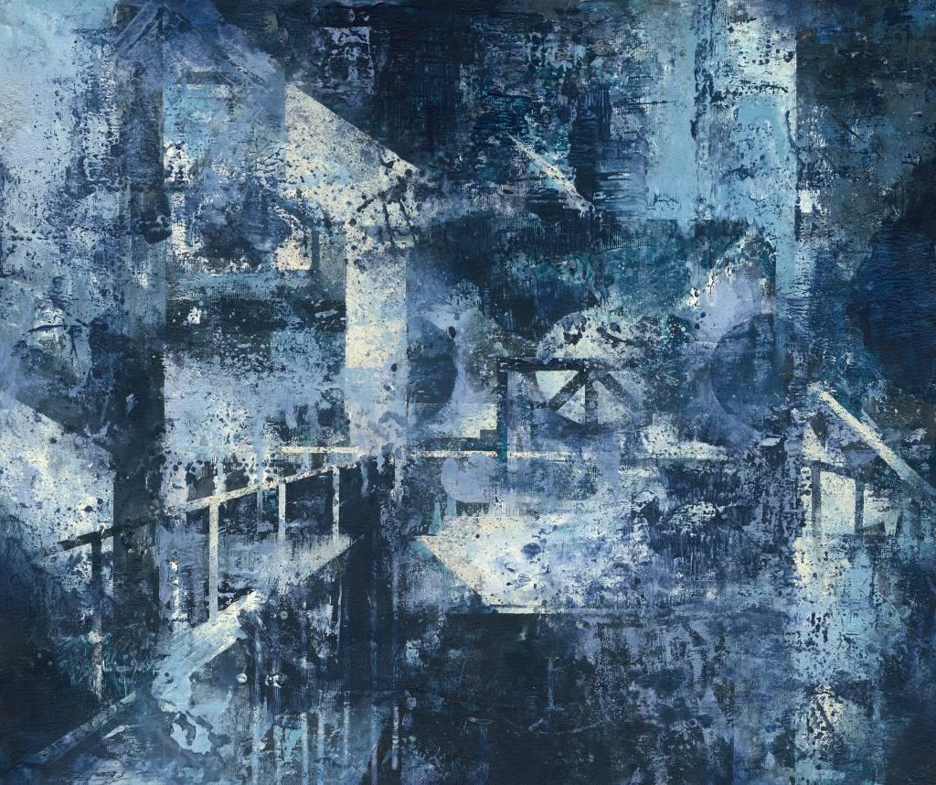 109年「璞玉發光-全國藝術行銷活動」得獎者作品聯展-時代依然轉動