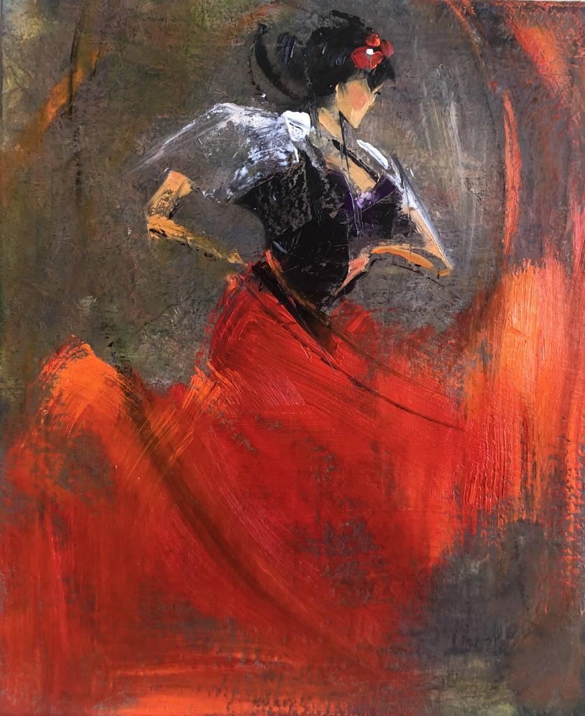 林俊明-舞者