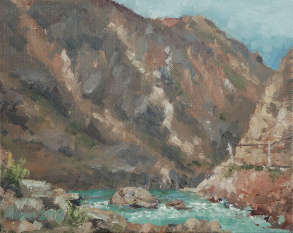 康潤-巴拉格宗大峽谷