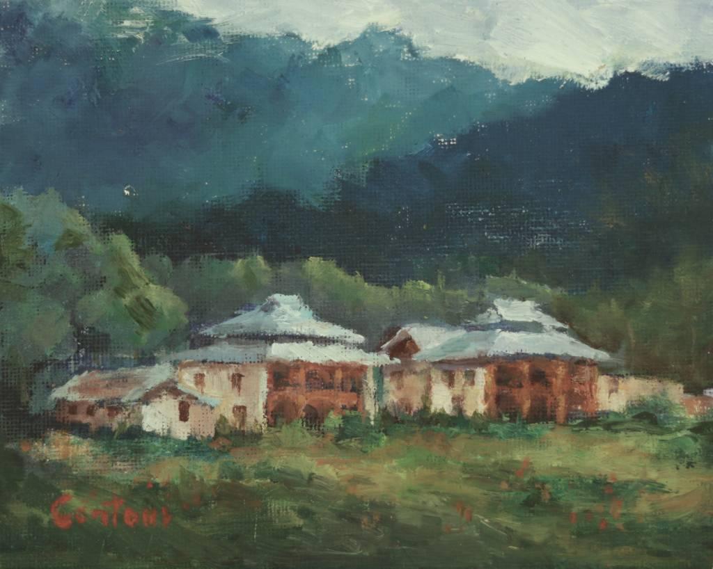 康潤-香格里拉的藏式民居