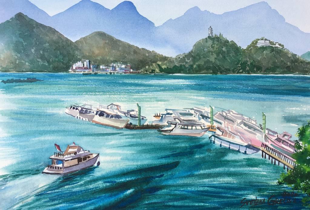葛拉娜-Sunmoon lake