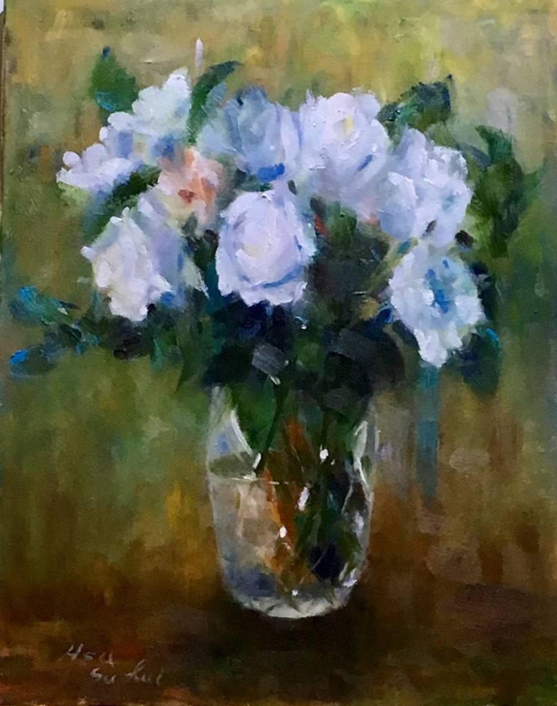 徐素惠-白玫瑰