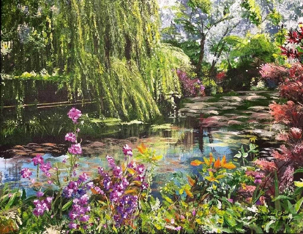 Mei Lin Chou-95 M Garden