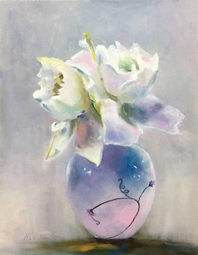 徐素惠-梔子花