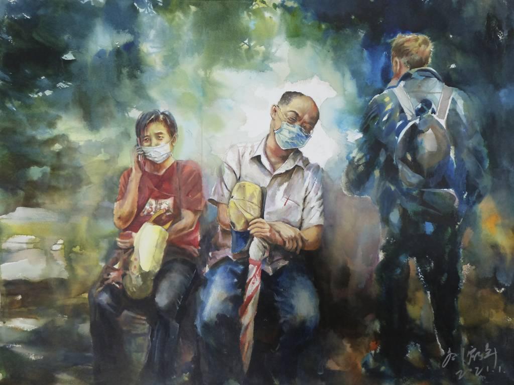 Bertram_Liu-The dark age/疫後時代