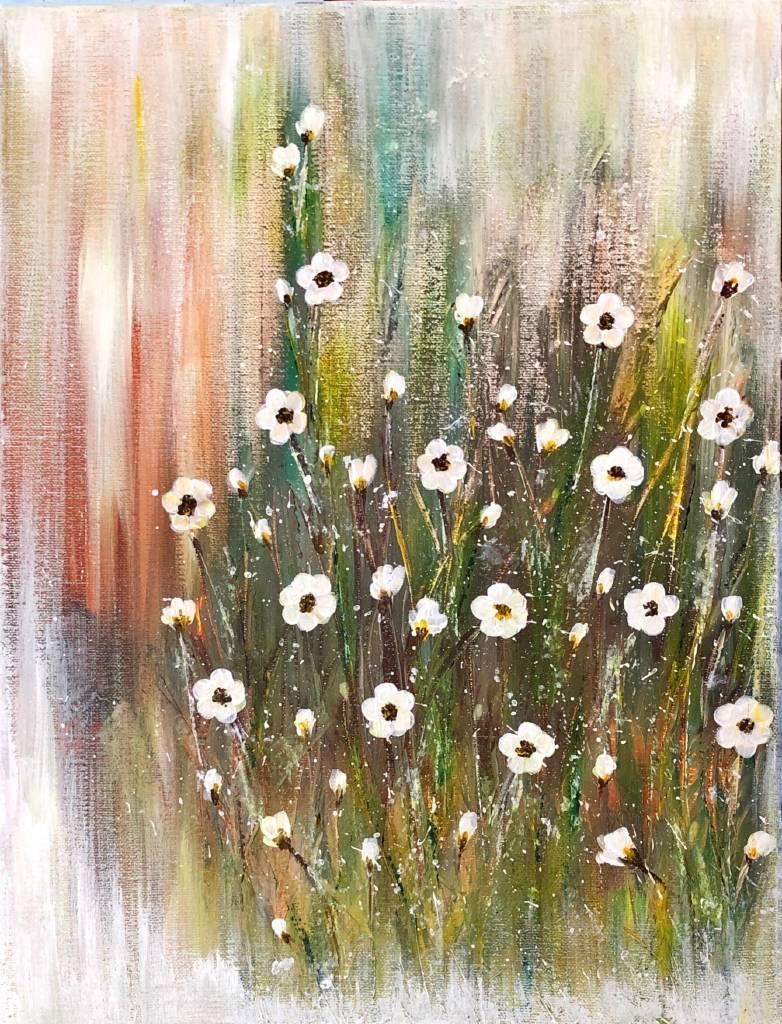 Mina-野地的花
