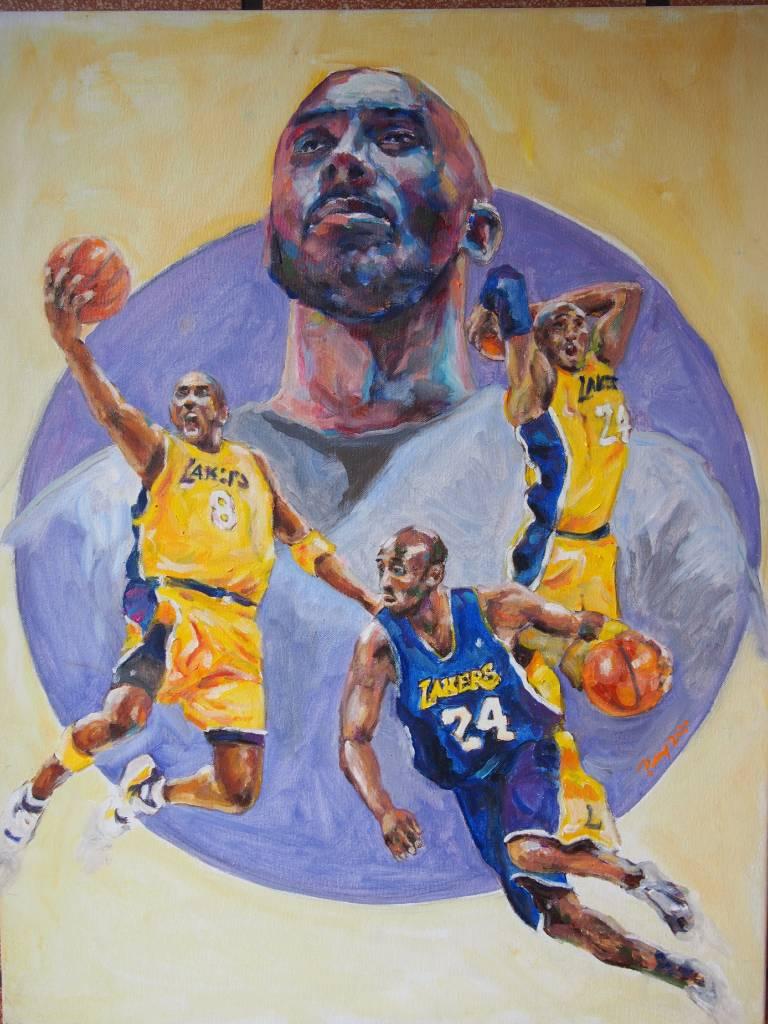 彭滂沱-Kobe Bryant