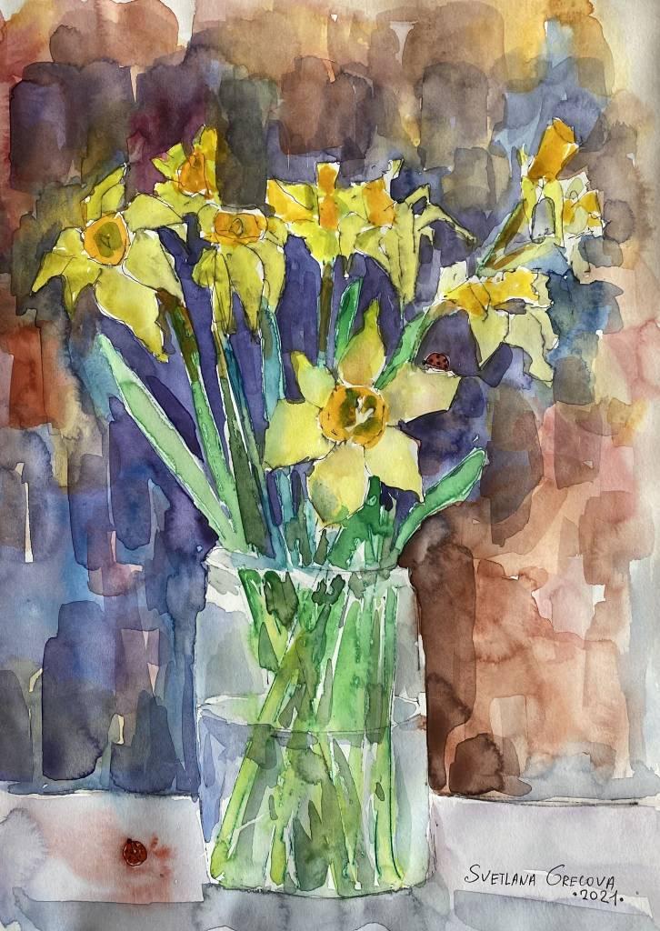 葛拉娜-Sweet colours of March