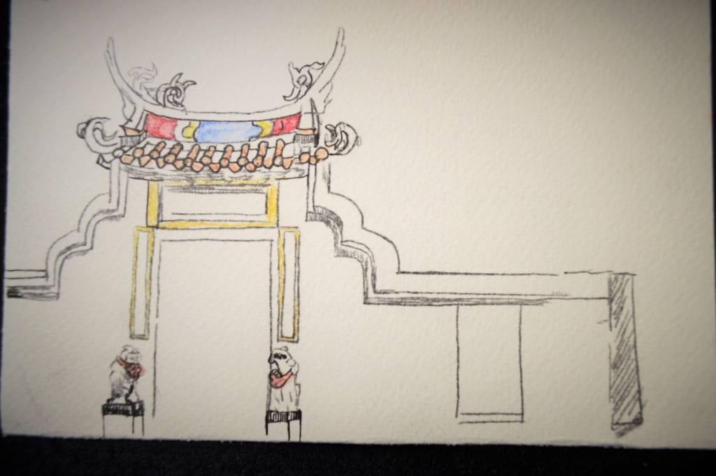 尤景正-彰化開化寺