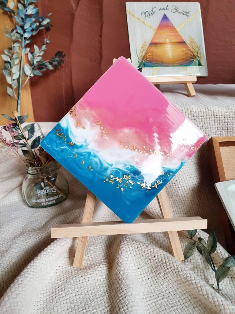 Jamie Yu-粉色沙灘海 Pink sand beach