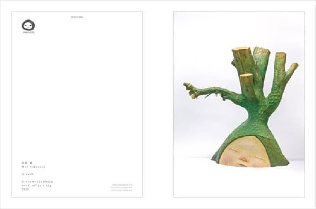 多納藝術-中村萌 NAKAMURA Moe 明信片組 1