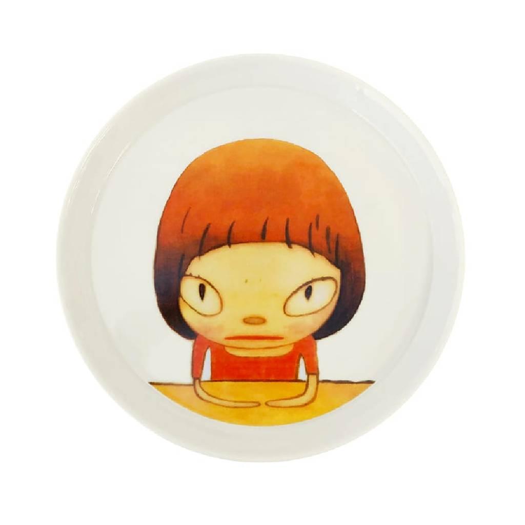 多納藝術-奈良美智 陶瓷盤
