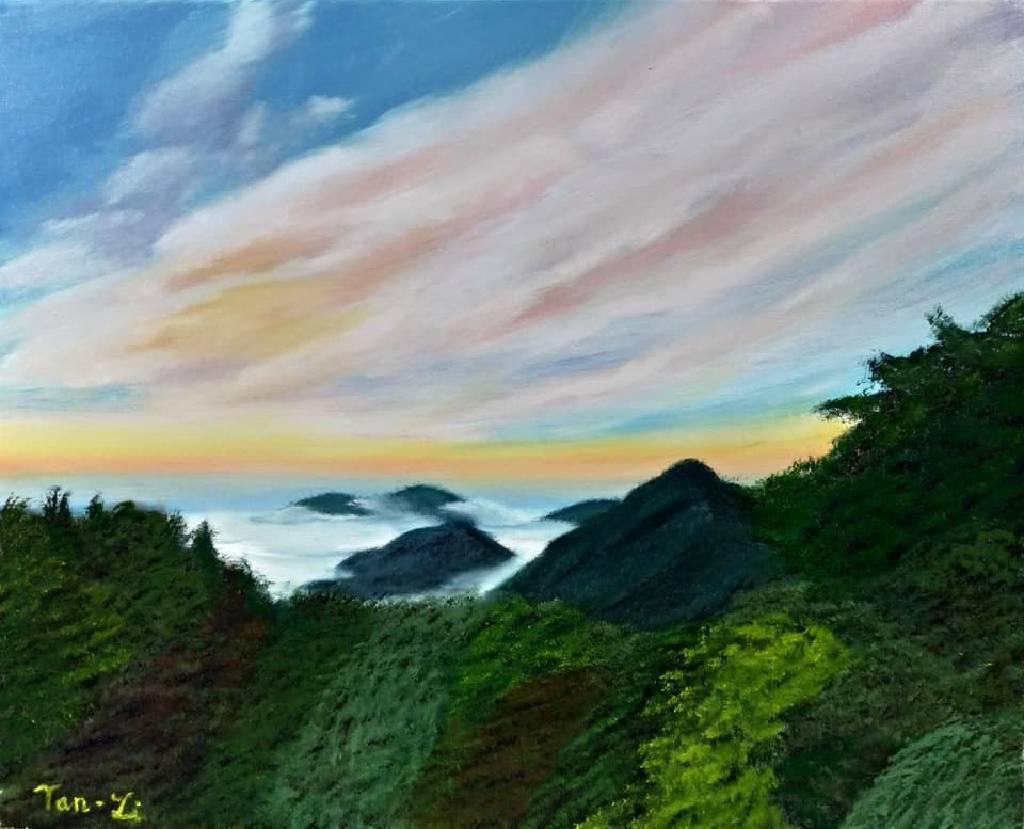 紀丹瓈-阿里山