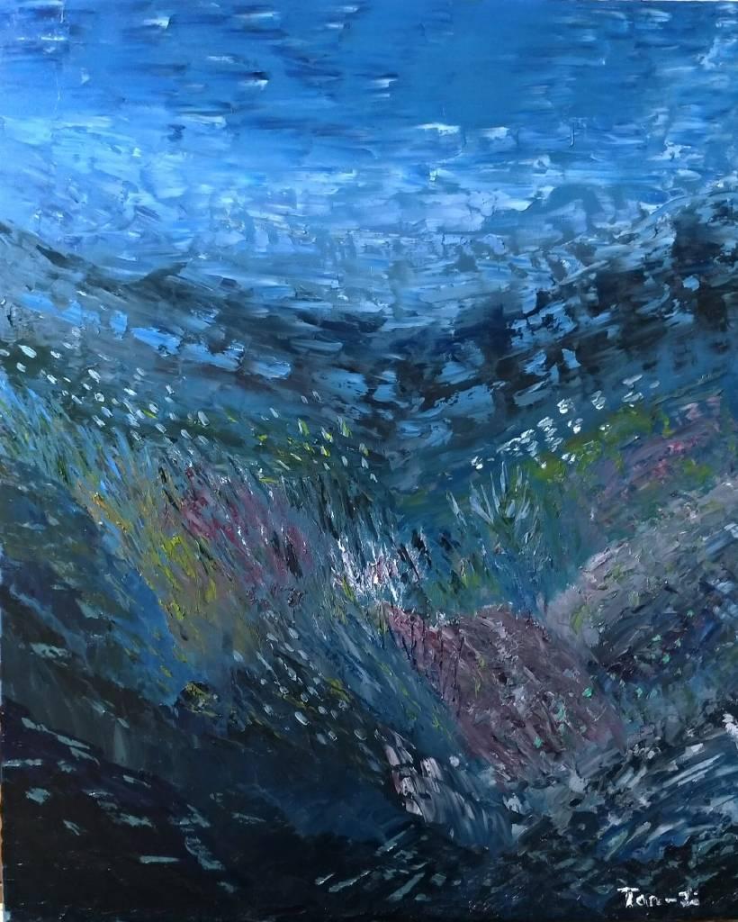 紀丹瓈-深海