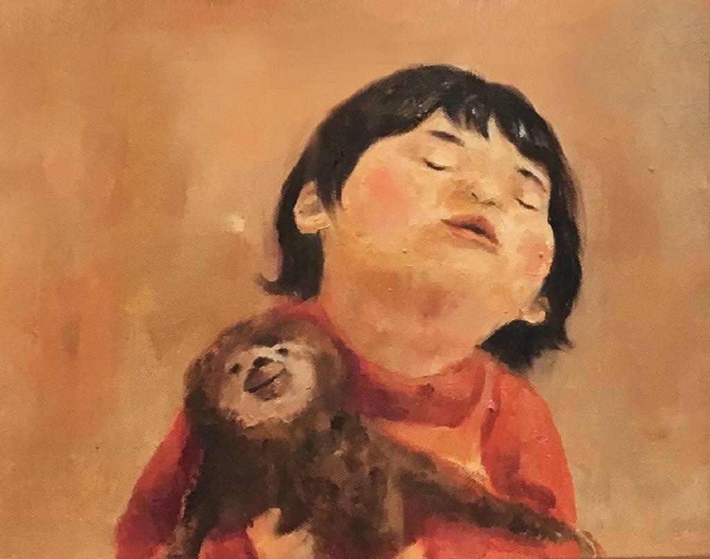 陳筱丰-女孩系列(一)