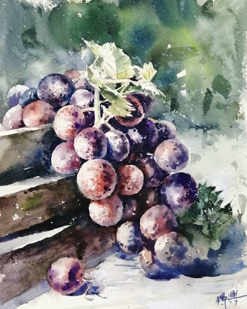 劉得興-葡萄