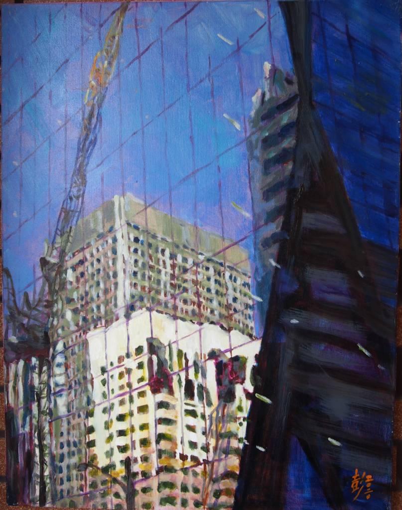 彭滂沱-舊金山街景(五)