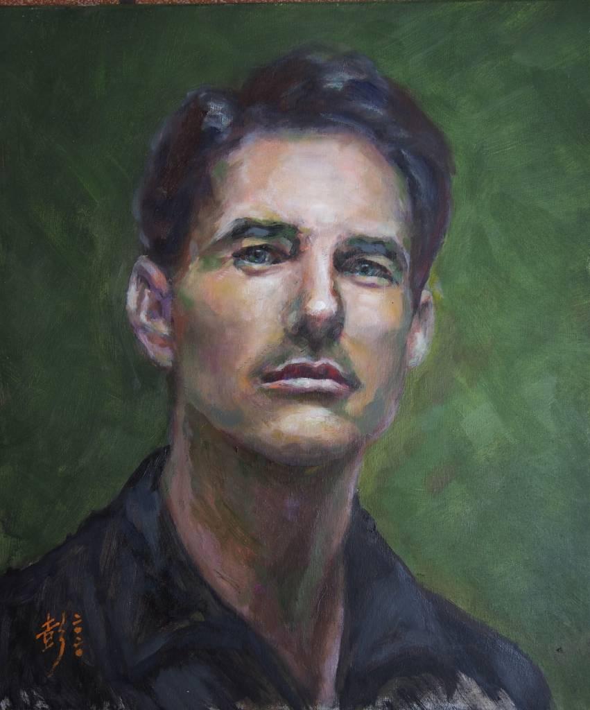 彭滂沱-Tom Cruise