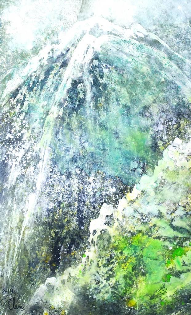 李克定-冰河遺跡