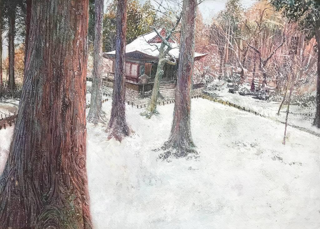 彭建豪-雪藏三千院