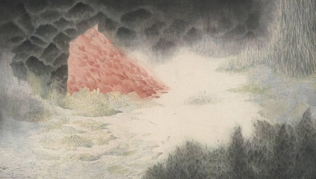 110年「璞玉發光-全國藝術行銷活動」得獎者作品線上展售-鸚鵒的獨白