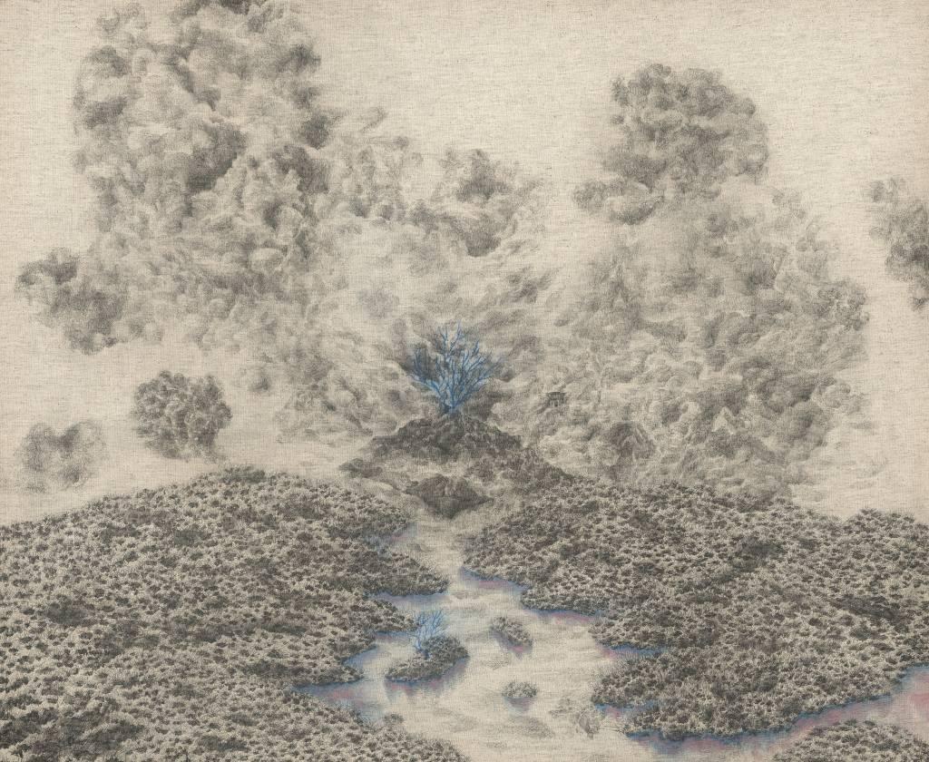 110年「璞玉發光-全國藝術行銷活動」得獎者作品線上展售-未定的棲地島-3