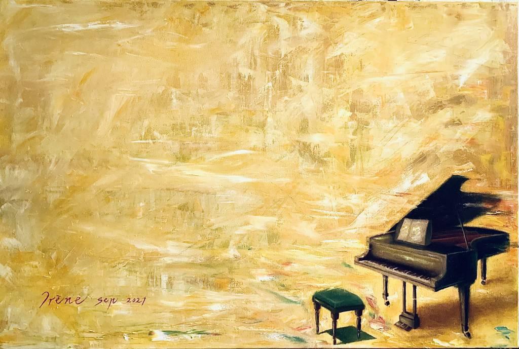 Irene W-Tribute to piano