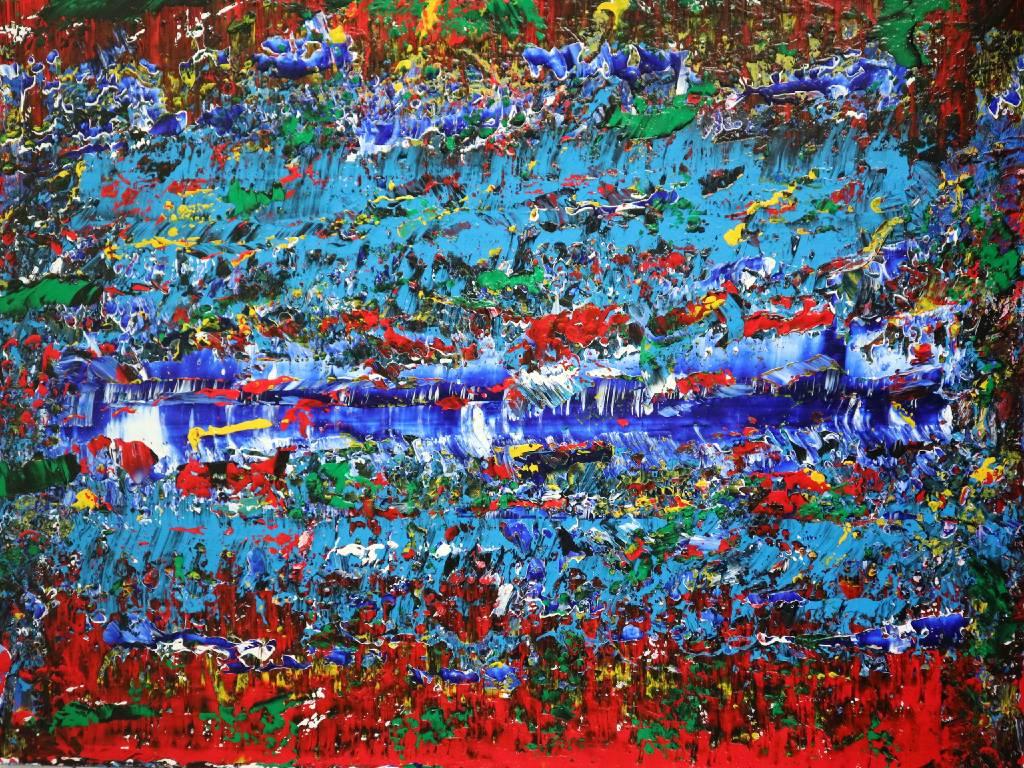 黃恭煌-時間抽象